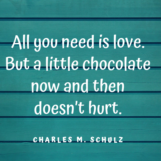 inspiration and fun chocoalte