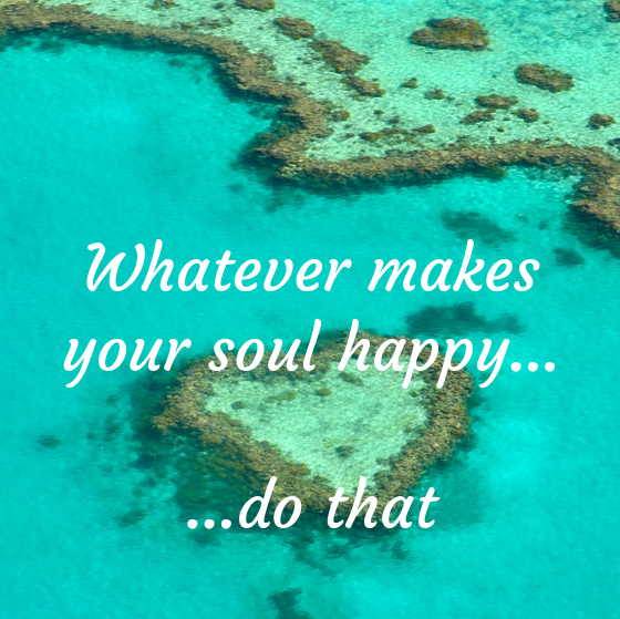 inspiration and fun , soul happy
