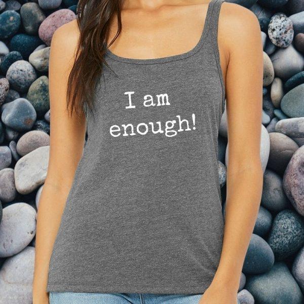 I am enough vest