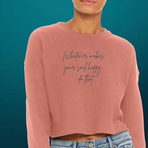 soul happy sweatshirt