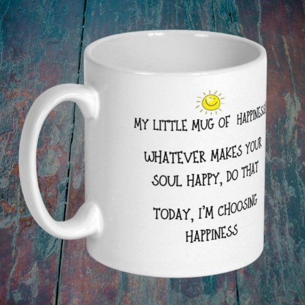 little mug of happiness