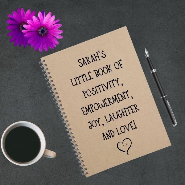 positivity notebook