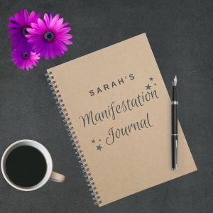 manifestation notebook
