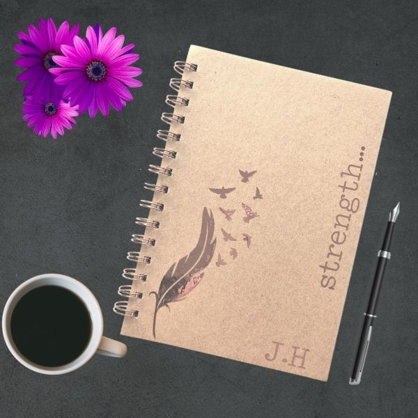 mindfulness strength notebook