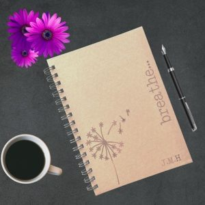 breathe notebook