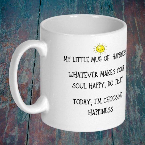 little mug of happiness