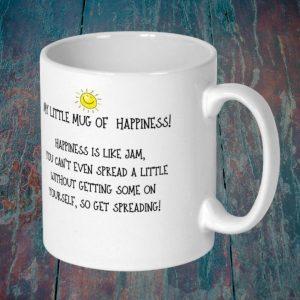 happiness mug my happy soul