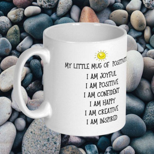 positivity mug