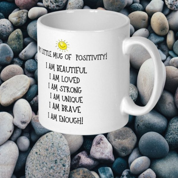 mug of positivity my happy soul